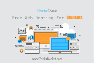 Free Web Hosting for Students