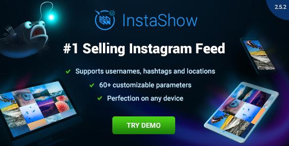 Responsive Instagram Plugin For WordPress To Display Instagram Feed