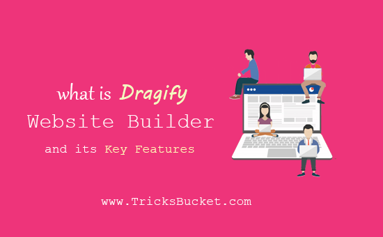 Dragify Website Builder