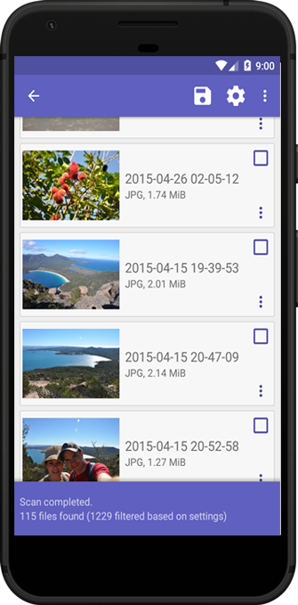 Recover Deleted Images From Android