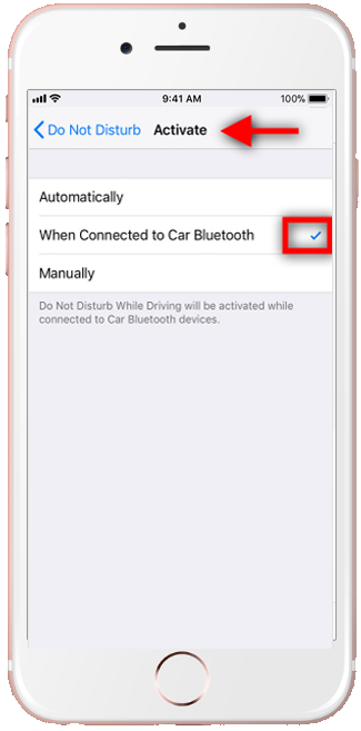 How Important Do Not Disturb While Driving