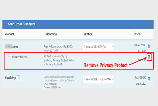 How to start a blog with hostgator remove privacy