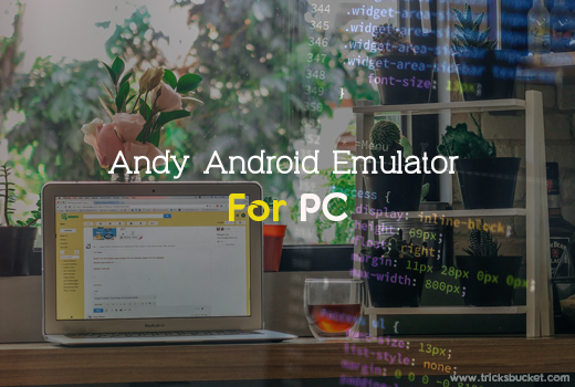 Andy Android Emulator For PC