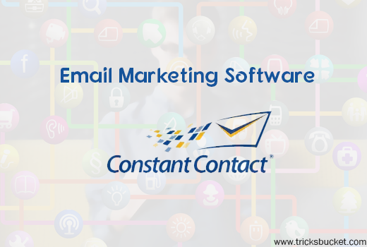 Constant Contact Email Marketing Software