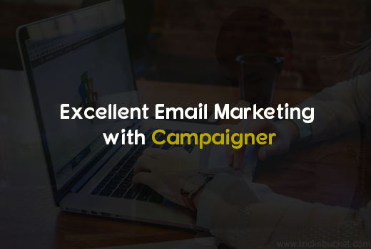 Excellent Email Marketing with campaigner