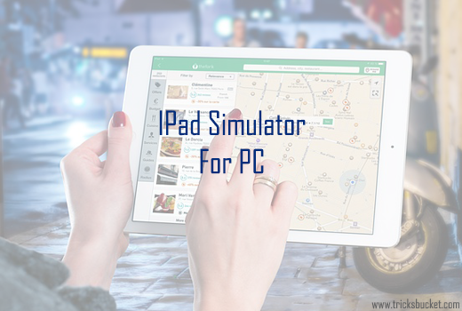 IPad Simulator for iphone emulator