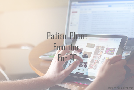 IPadian iPhone emulator for pc