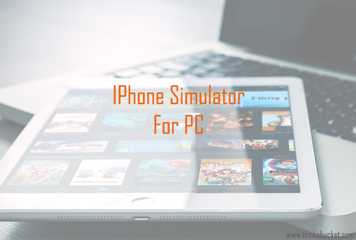 iPhone Simulator for pc