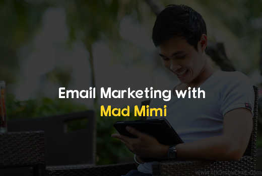Top best email marketing software business cost effective for Mad mimi templates