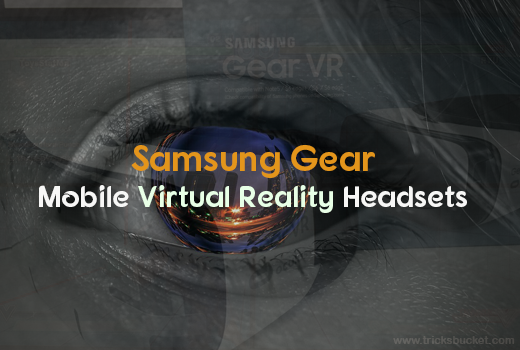 Samsung Gear headset