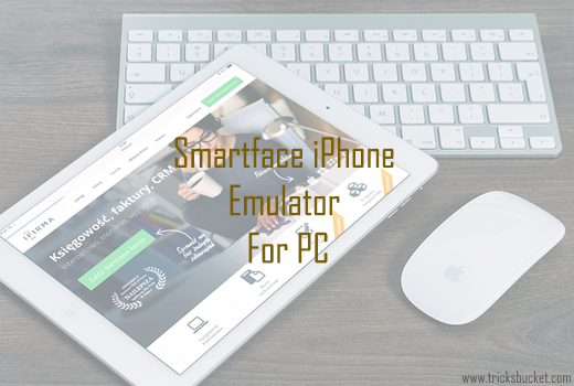 Smartface iphone emulator for window 10