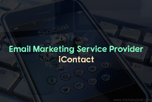 iContact Best Email Marketing Software