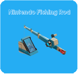 Nintendo Switch Labo robot kit Fishing Rod