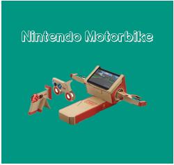 Nintendo Switch Labo Robot motorbike