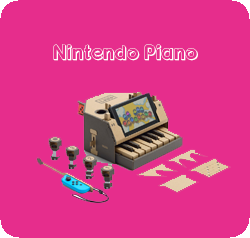 Nintendo Switch Labo Robot piano