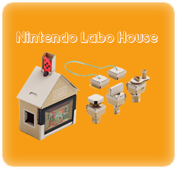 Nintendo Switch Labo house