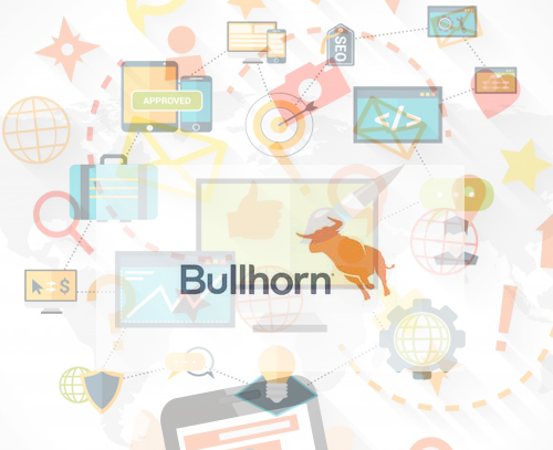 Bullhorn staffing applicant tracking system