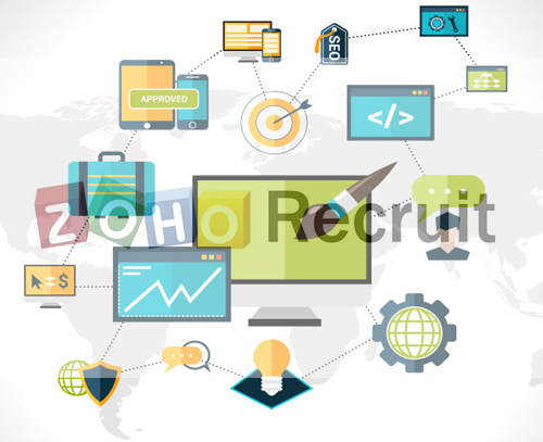 Zoho Recruit best applicant tracking system