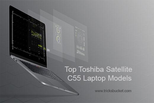 Toshiba Satellite Laptop C55