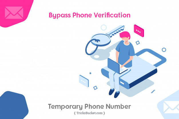 temporary number to receive sms